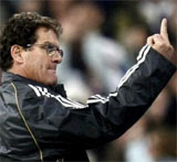 One up front - Capello\'s insane demands