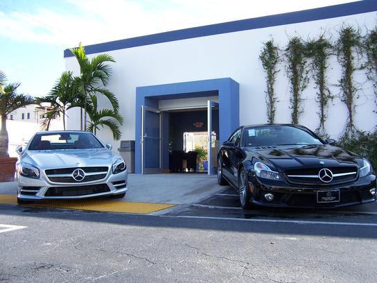 Mercedes-Benz of Coral Gables A Bill Ussery Motors Company ...