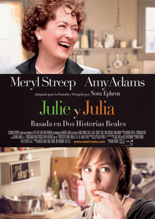 Julie y Julia (Nora Ephron, 2.009)
