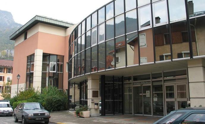 Hospital schumacher frança Centre hospitalier de Moûtiers (Foto: Divulgação)