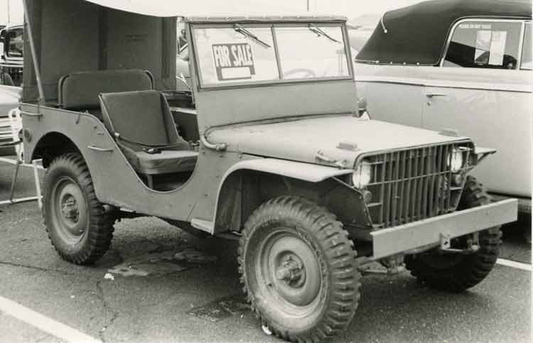 This M38-CDN Jeep was indeed built by Ford – assembled by Ford Motor Company