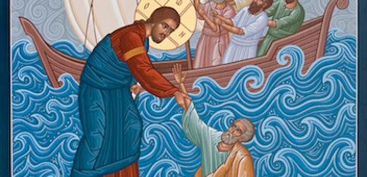 Αποτέλεσμα εικόνας για Χριστός πλοίο