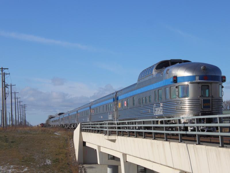 VIA Rail's Canadian