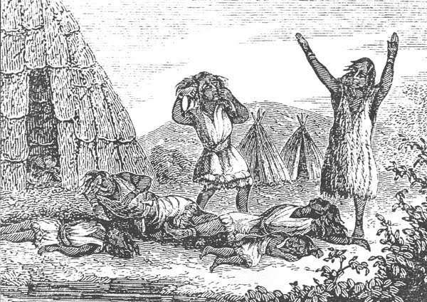 Геноцид американских индейцев показал истинное лицо Демократического Запада