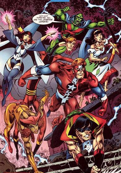 Justice League Detroit