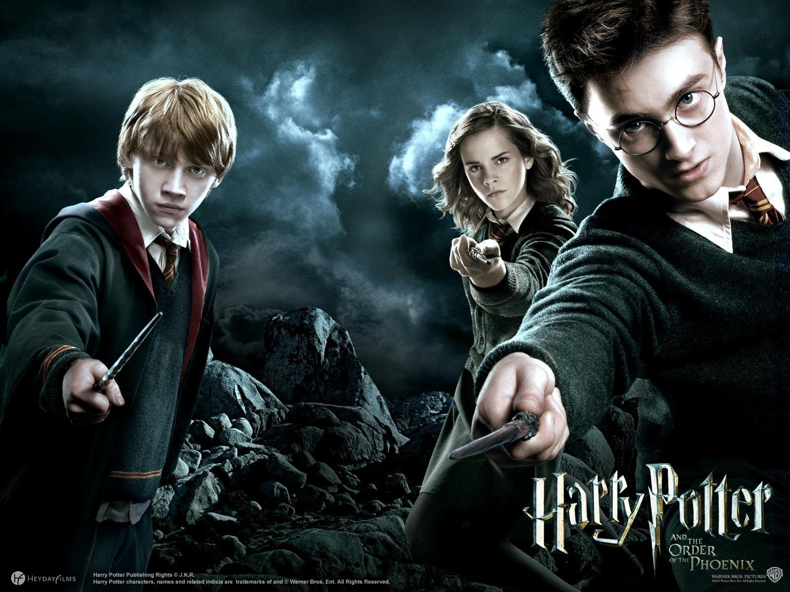 Harry Potter And The Order Of The Phoenix Wallpaper High