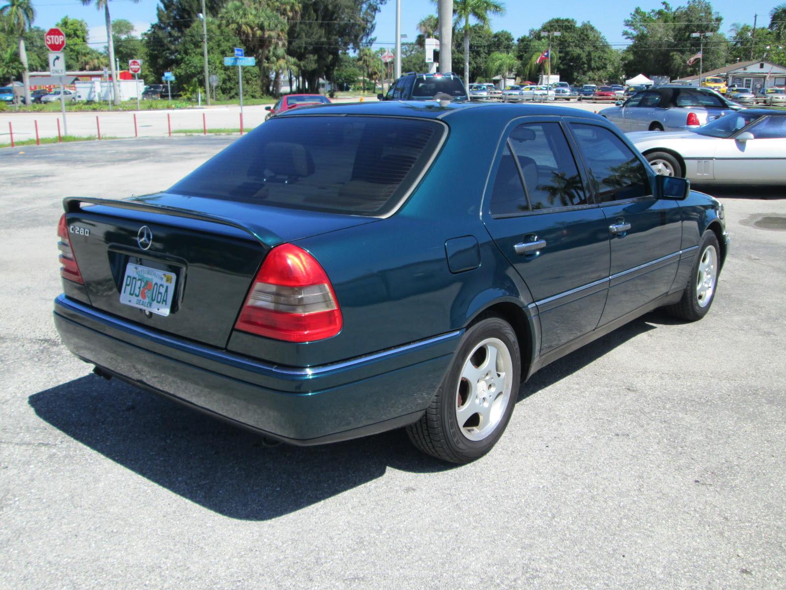 1997 Mercedes-Benz C-Class - Pictures - CarGurus