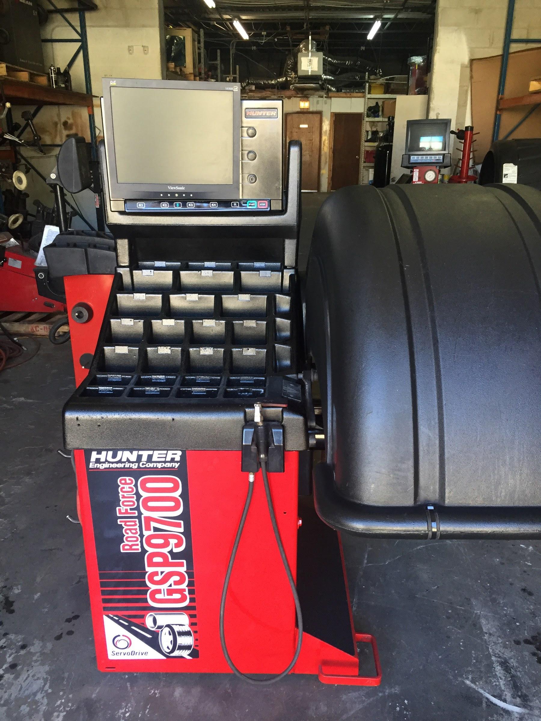 Used Wheel Balancers Fast Equipment
