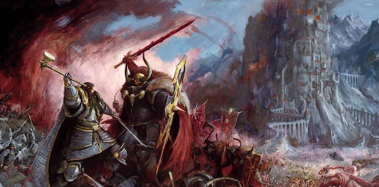Warhammer Fantasy Wallpaper