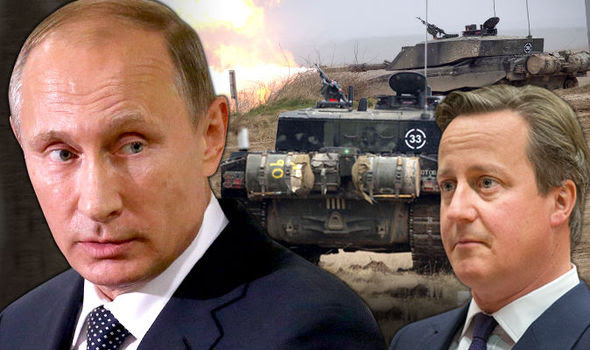 Putin threat
