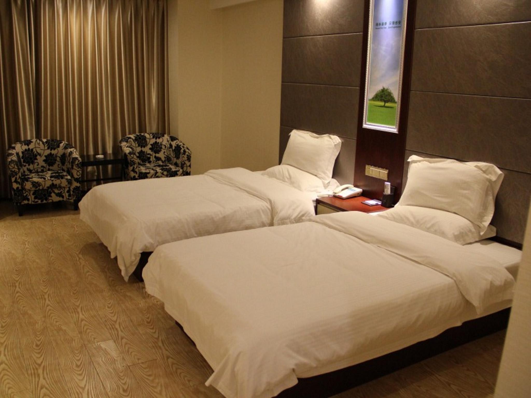 Reviews GreenTree Inn Nantong Tongzhou Shiji Avenue Jianghaihuangdu Express Hotel