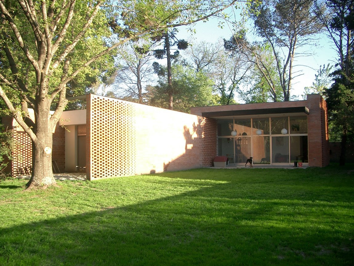 Casa Roisenfeld - Becker & Ferrari Arquitectos