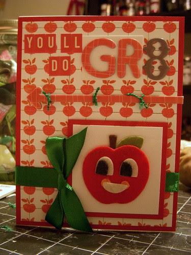 You'll Do GR8