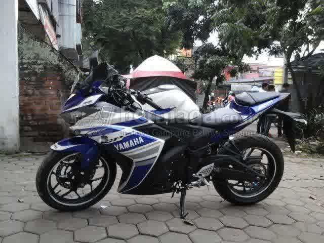 Busyet!! Yamaha R25 km baru 1000 dan Ban battlax udah ...