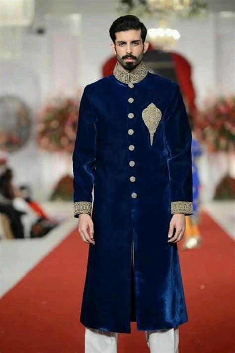 royal blue kurta mens wear pinterest royal blue