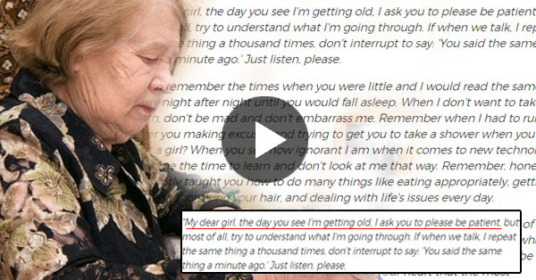 Exclusive - Dying Mom Write Touching Letter To Daughter And Her