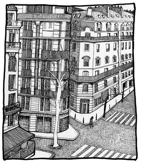 mechanical pencil black  white  drawings