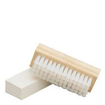 Woodlore Suede Bar And Brush