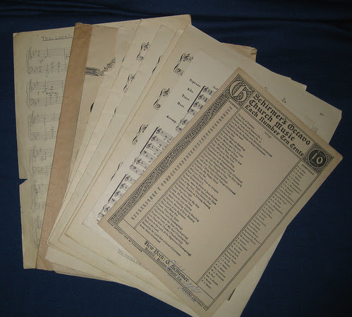sheet music2