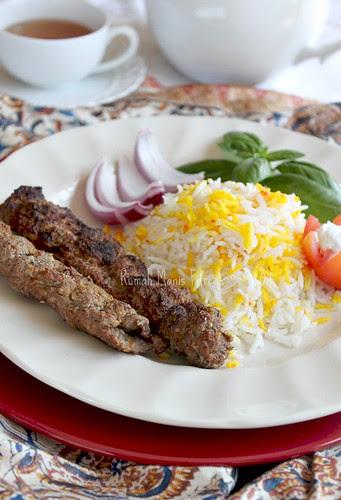 Kabab Kobideh by Fitri D. // Rumah Manis