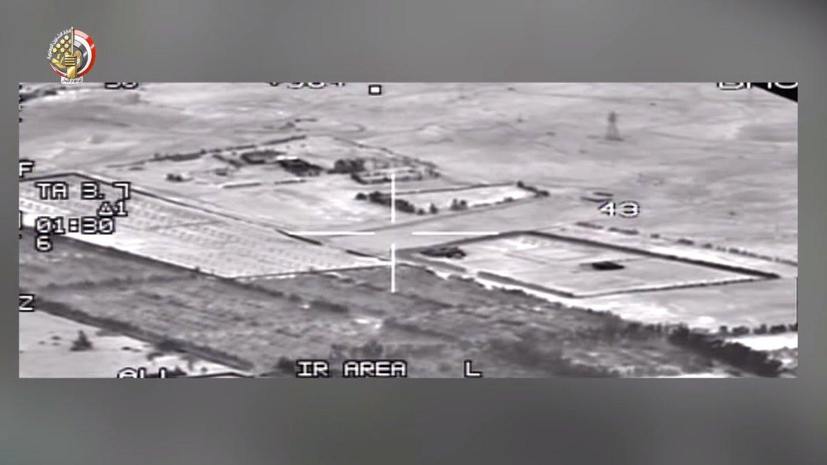ΕΚΤΑΚΤΟ – Boμβαρδίζει ανηλεώς σε ολόκληρη την Λιβύη η Aίγυπτος ανοίγοντας δρόμο για τον εκλεκτό της Μόσχας – Στον αέρα F-16 Block 52 και Rafale με MICA EM – MICA IR μαζί με E-2C Hawkeye 2000 AEW - Εικόνα13