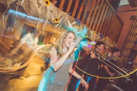 Wedding Venues South Wales   Barn at Brynich   Wedding band