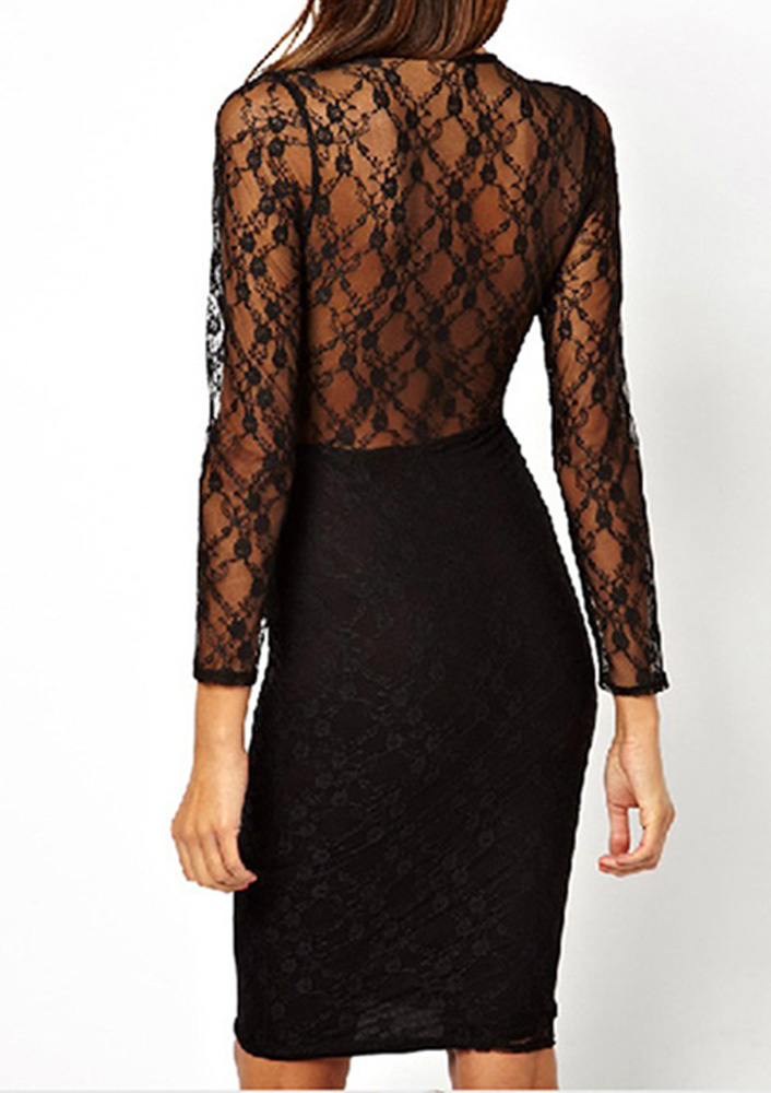Neck Dresses Bodycon V Deep Hollow Out good and romper