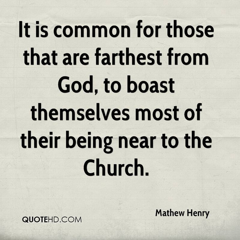 Mathew Henry Quotes Quotehd