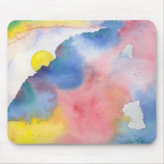 Sun Exaltation Mousepad mousepad