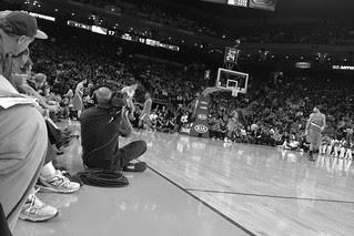 Golden State Warriors - VIP Floor views
