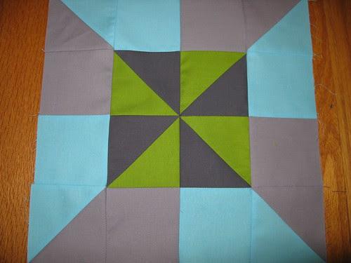 Pinwheel for Heal circle