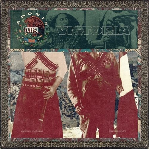 "Adonis x VHS – ""Victoria"" EP"