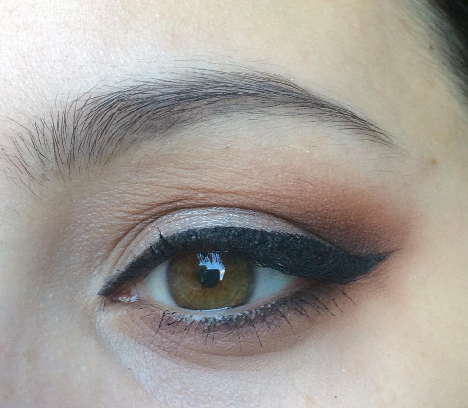 How to apply eyeshadow correctly 3 0