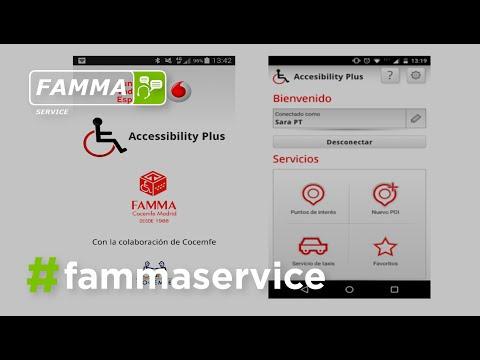 Accesibility Plus Eurotaxi, la App que permite solicitar el Eurotaxi más barato
