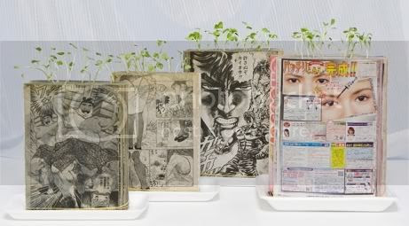 Manga Farming,Plants With Your Comics