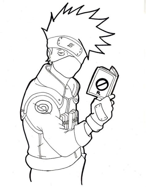 kakashi drawing full body google search stuff