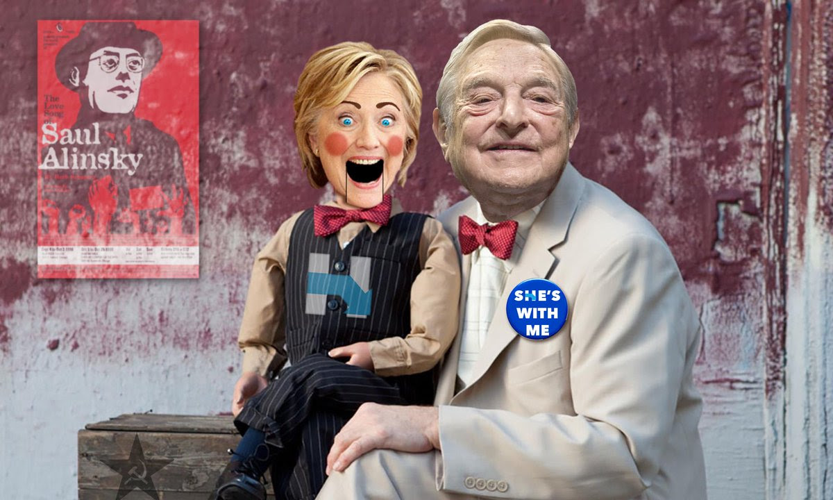 Image result for Clinton Foundation and George Soros