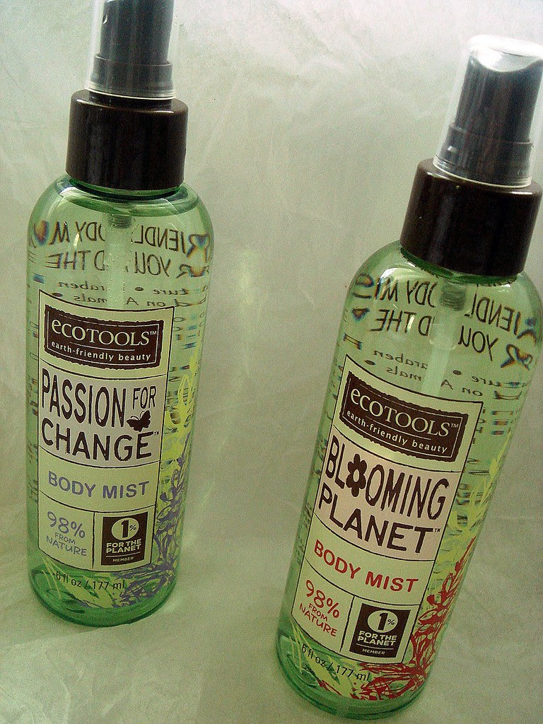 EcoTools Body Mists