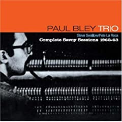 Complete Savoy Sessions 1962 – 1963 cover