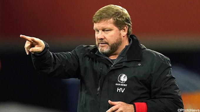 AA Gent-coach Hein Vanhaezebrouck schuift vanavond aan bij Extra Time