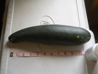 First Garden Produce 2014