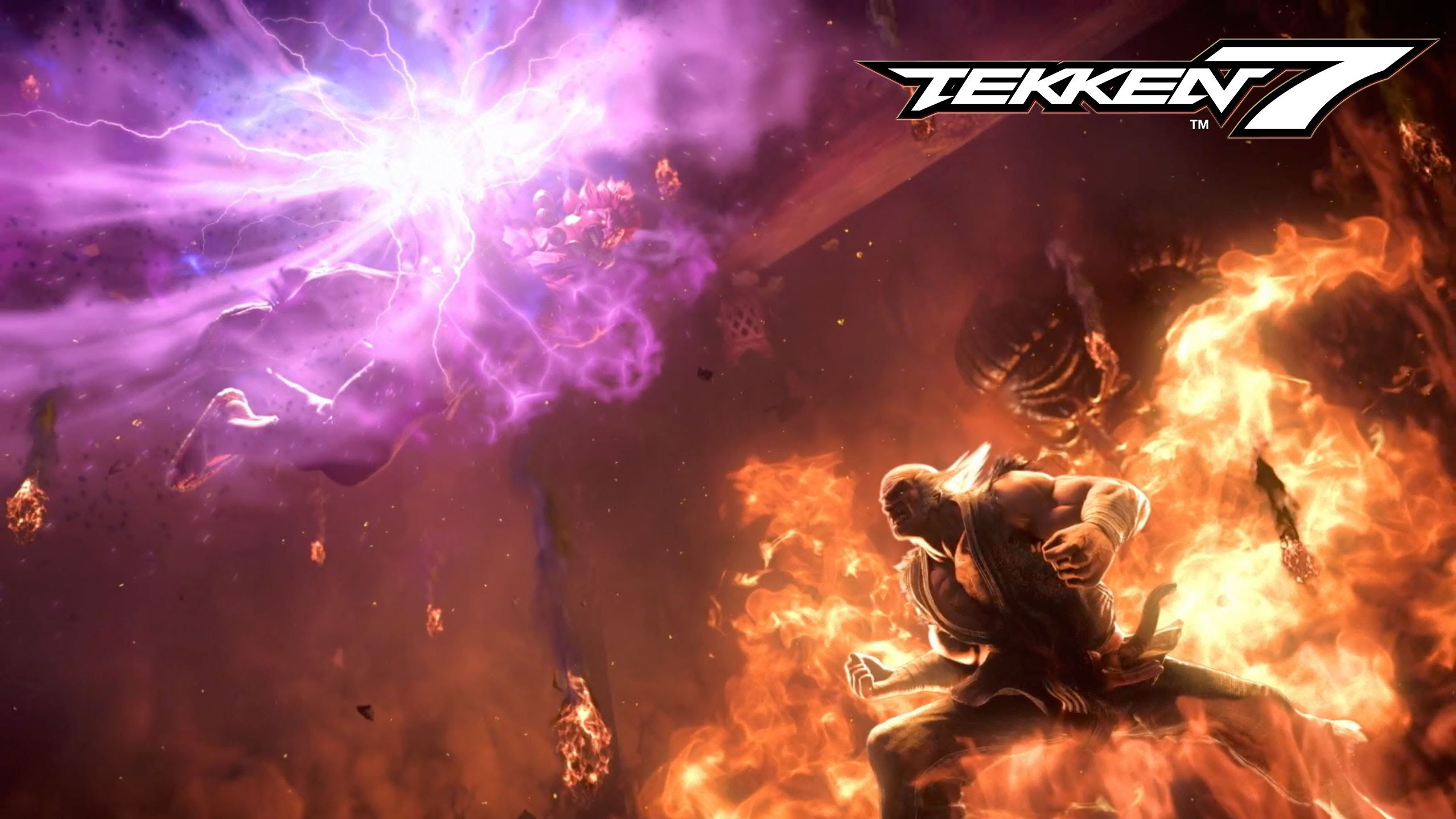 What does the community think of Tekken 7? screenshot