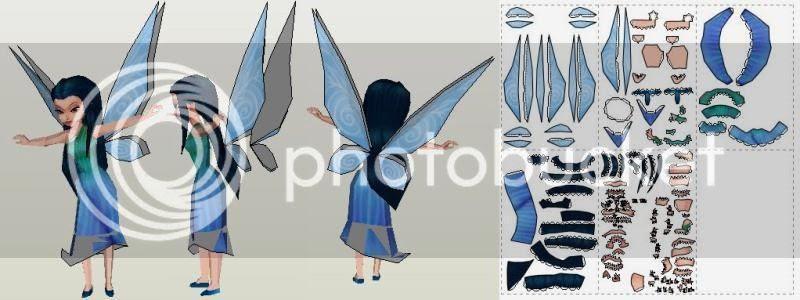 photo silvermist fairy paper doll bylorel via papermau 02_zpsyucm6lrh.jpg
