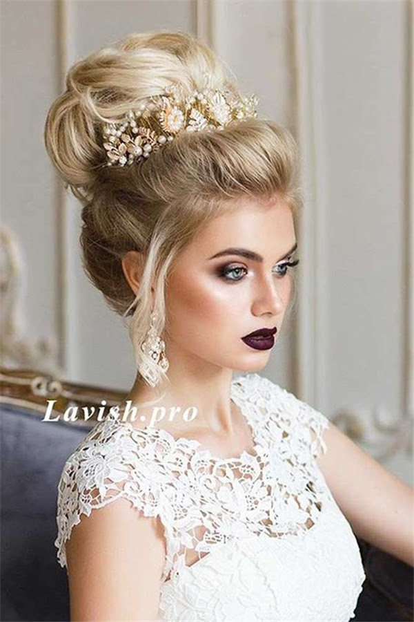 50 Attractive Wedding Hairstyles for Long Hair - Mrs to Be
