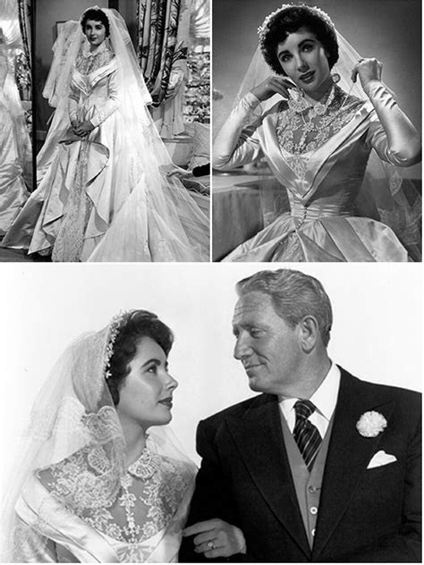 Iconic Wedding Dresses In Film: Father of the Bride