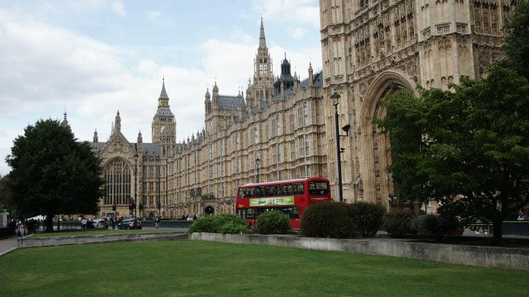 웨스트민스터 사원이 있는 곳은 런던에서도 가장 관광객들이 많이 몰리는 곳이다. 영국의 상징이자 런던의 심장이다. /사진=이서현