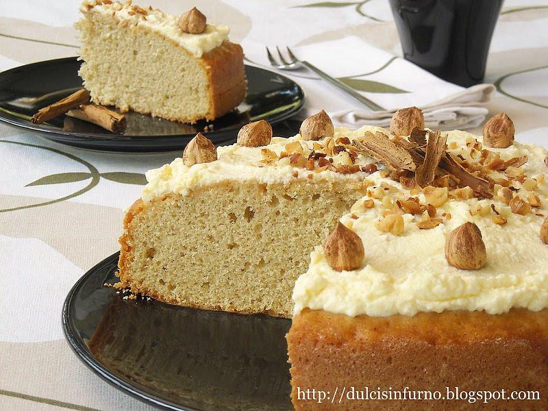 Torta alla Cannella-Cinnamon Cake