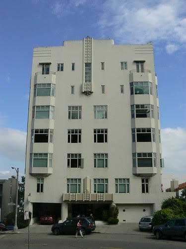 Apartments, Telegraph Hill