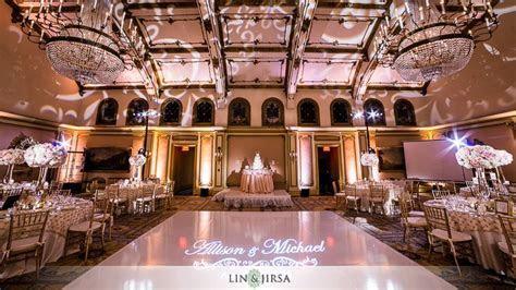 The Langham Pasadena Wedding   Historic Ballrooms