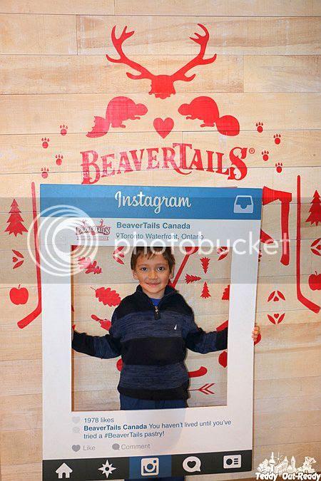Beaver Tails instagram